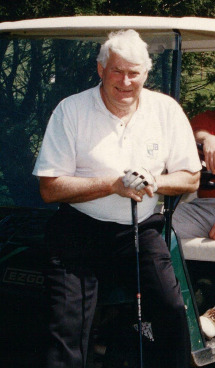 Tony - Golf