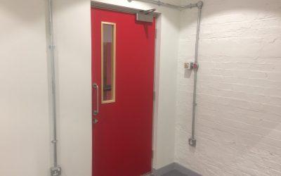 The Importance of Certified Fire Door Installation