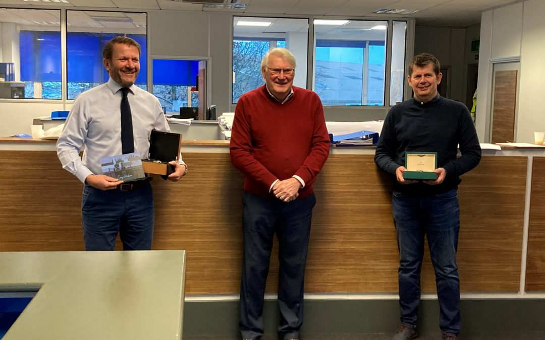 Meet the Directors Celebrating 25 Years at Chisholm & Winch